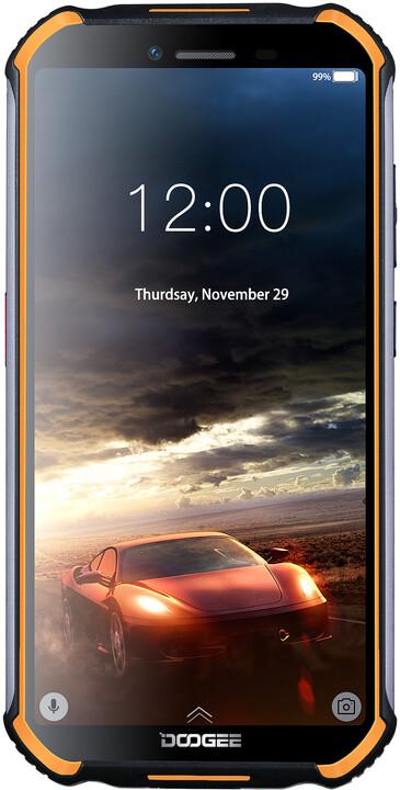 DOOGEE S40 Lite, 2GB/16GB, Orange