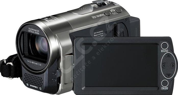 Panasonic HC-V10EP-K, černá