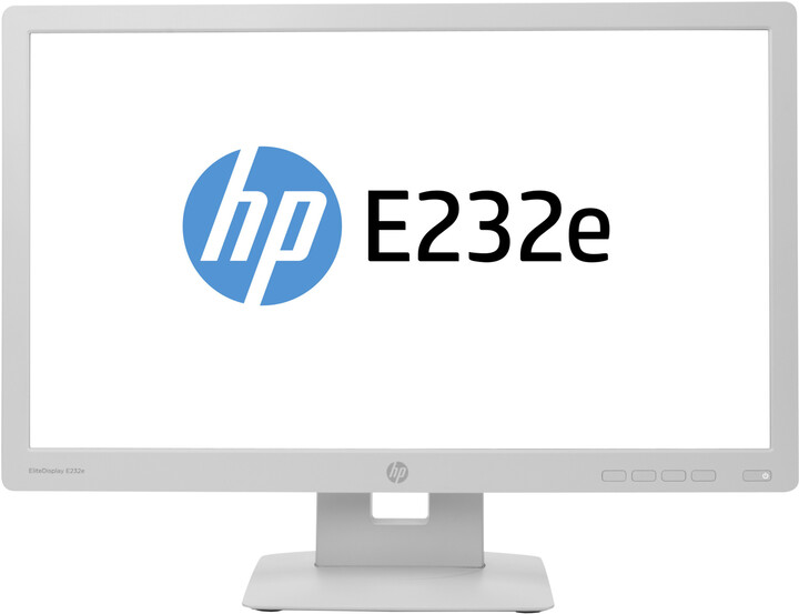 HP EliteDisplay E232e - LED monitor 23""