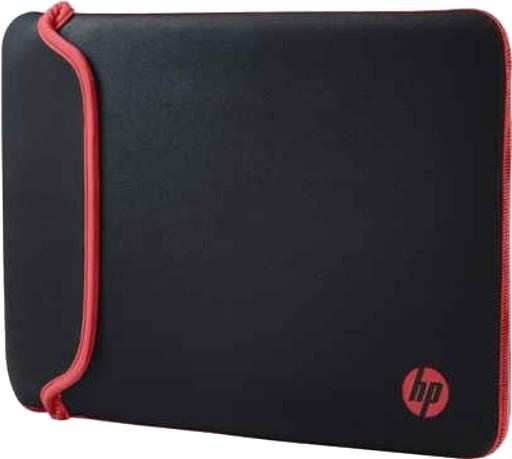 """HP 11,6"""" Pouzdro Neoprene Sleeve černá / červená"""