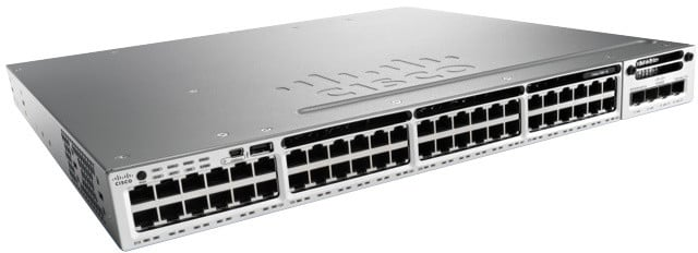Cisco Catalyst C3850-48T-L