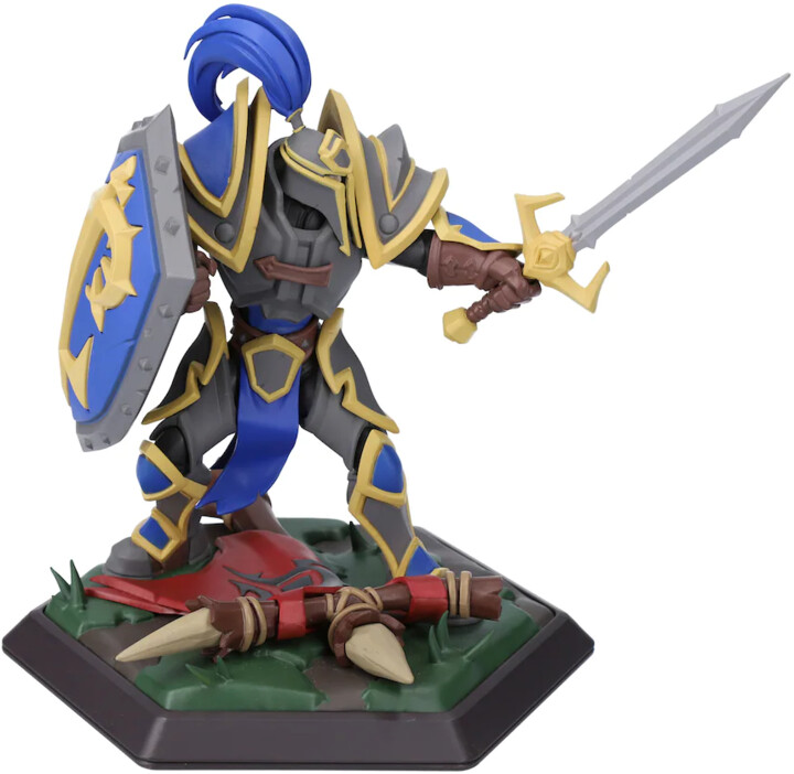 Figurka World of Warcraft - Human Footman (Blizzard Legends)