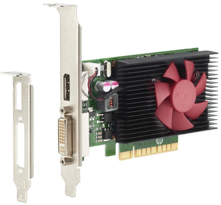 HP NVIDIA GT 730, 2GB GDDR3