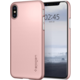 Spigen Thin Fit iPhone X, rose gold