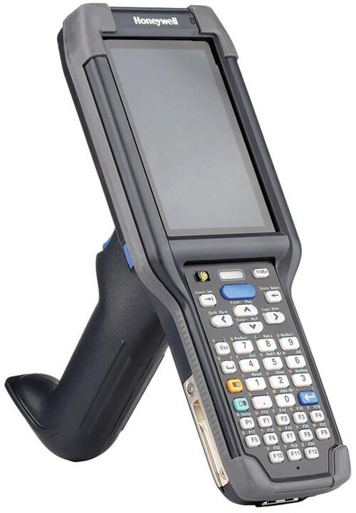 Honeywell Terminál CK65 - Wi-Fi, 2/32, BT, num. kláv., Android 8