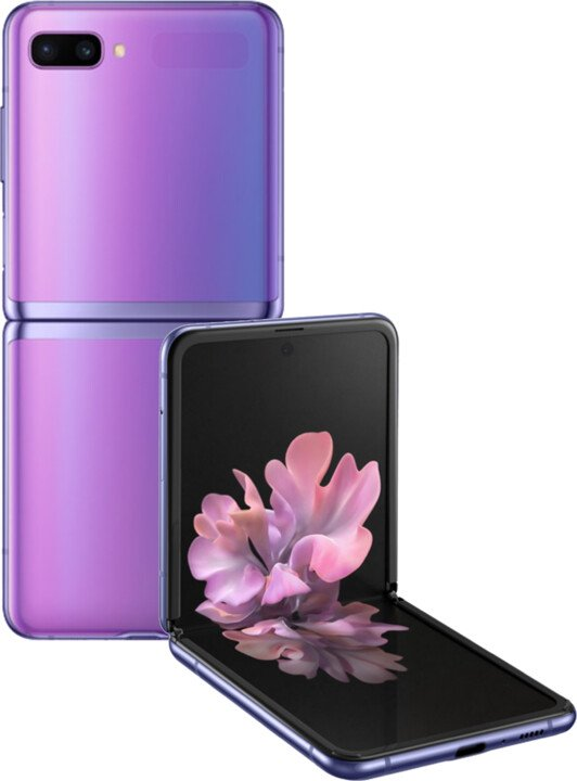 Samsung Galaxy Z Flip, 8GB/256GB, Purple