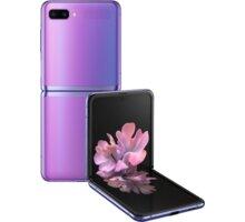 Samsung Galaxy Z Flip, 8GB/256GB, Purple Elektronické předplatné čtiva v hodnotě 4 800 Kč na půl roku zdarma