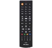 Meliconi TLC04 univerzální dálkové ovládání pro televize Philips