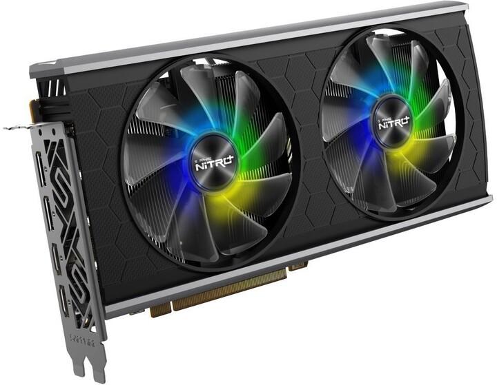 Sapphire Radeon NITRO+ RX 5500 XT 8G SE, 8GB GDDR6