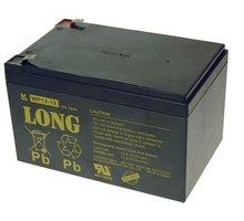 Avacom baterie Long 12V/12Ah, olověný akumulátor F2 - PBLO-12V012-F2A