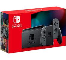 Nintendo Switch (2019), šedá - NSH002
