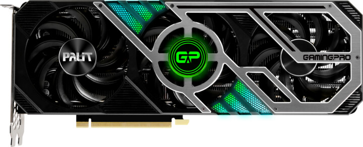 PALiT GeForce RTX 3060Ti GamingPro OC, 8 GB GDDR6