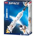 Stavebnice Sluban Space: Raketa ro raketoplán, 2v1