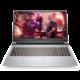 Dell G15 (5515) Ryzen Edition, stříbrná