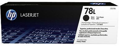 HP CE278L, černá