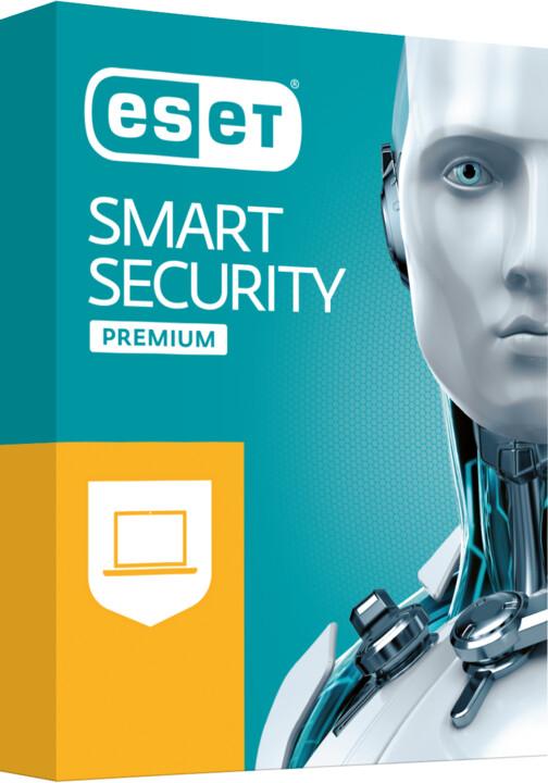 ESET Smart Security Premium pro 2PC na 12 měsíců