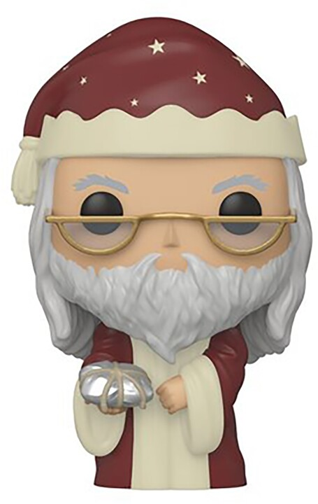 Figurka Funko POP! Harry Potter - Dumbledore Holiday