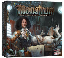 Blackfire Desková hra Monstrum: Frankensteinovi dědicové FPH3200
