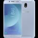 Samsung Galaxy J7 2017, Dual Sim, LTE, 3GB/16GB, stříbrná  + ESET mobile security 3 měsíců v hodnotě 149 Kč