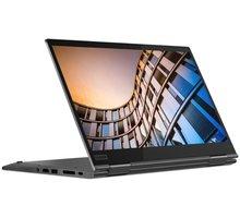 Lenovo ThinkPad X1 Yoga Gen 4, šedá 20QF001WMC