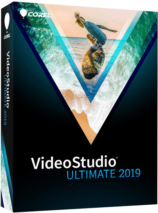 Corel VideoStudio 2019 Ultimate ML EU