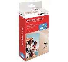 AGFA Photo AMC20, papír pro Mini S, 20ks