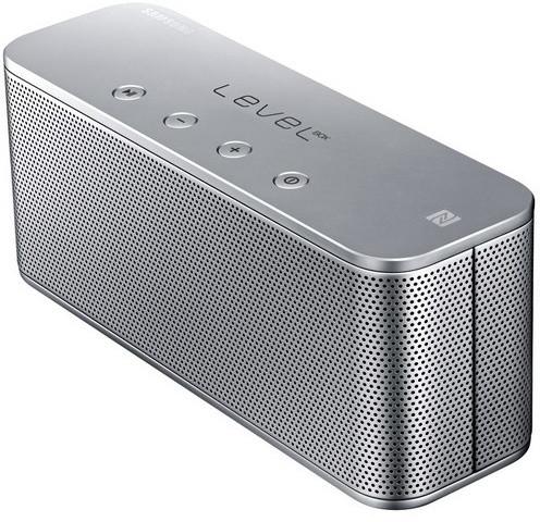 Samsung Level Box mini EO-SG900D, stříbrná