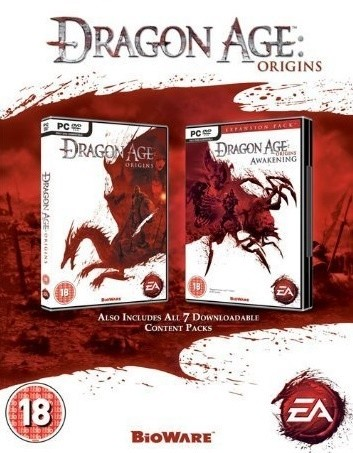 Dragon Age Origins Ultimate Edition (PC) - elektronicky