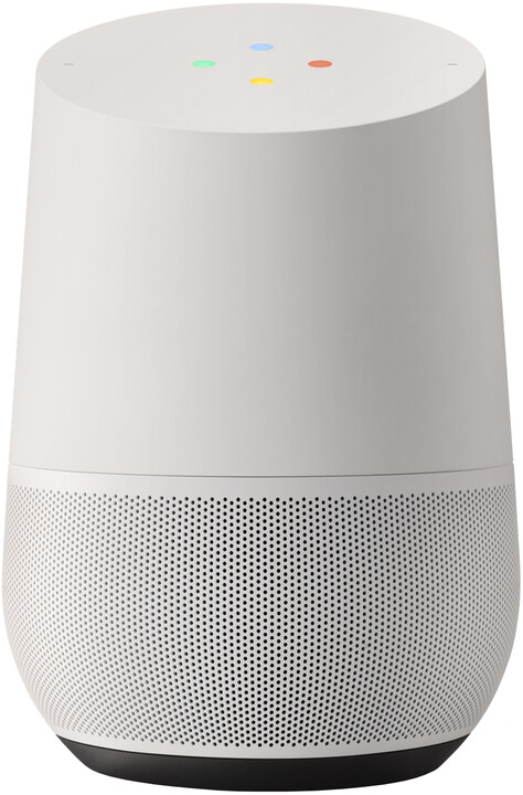 Google Home - reproduktor s umělou inteligencí (EU distribuce) + redukce EU