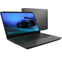 Lenovo Ideapad Gaming 3-15IMH05, černá - 81Y400H9CK