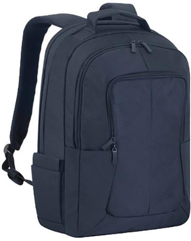 """RivaCase 8460 batoh na notebook 17"""", tmavě modrá"""