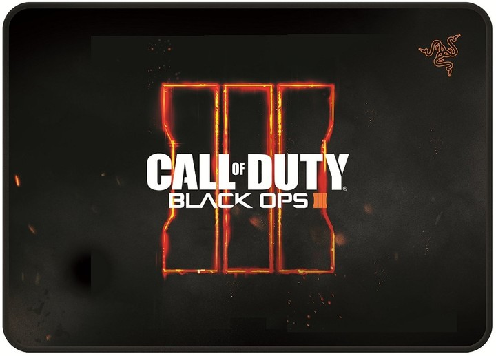 Razer Goliathus Speed (Medium), Call of Duty: Black Ops III