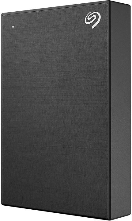 Seagate Backup Plus Portable - 4TB, černá