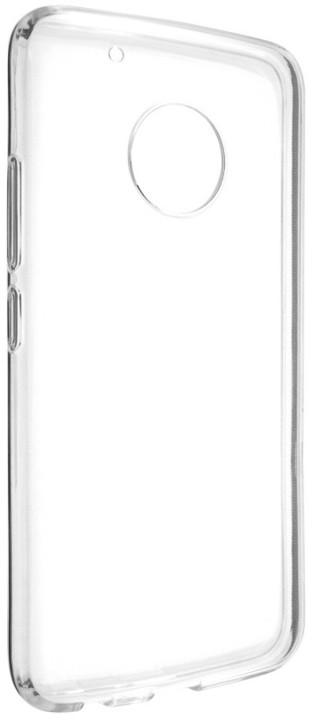 FIXED TPU gelové pouzdro pro Motorola Moto G5 Plus/ Moto X (2017), čiré