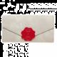 Peněženka Harry Potter - Hogwarts Letter