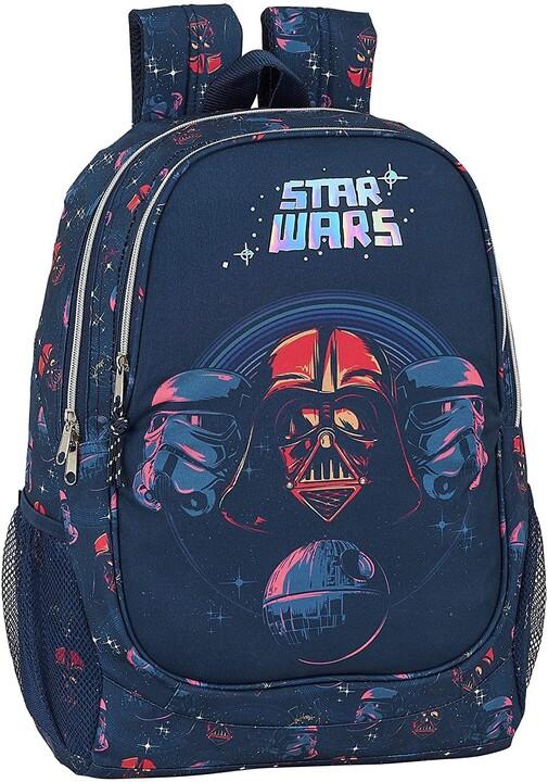 Batoh Star Wars, modrý
