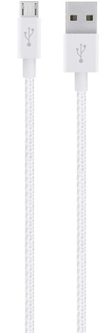 Belkin MIXIT USB 2.0 kabel micro-B, 1,2 m, bílá