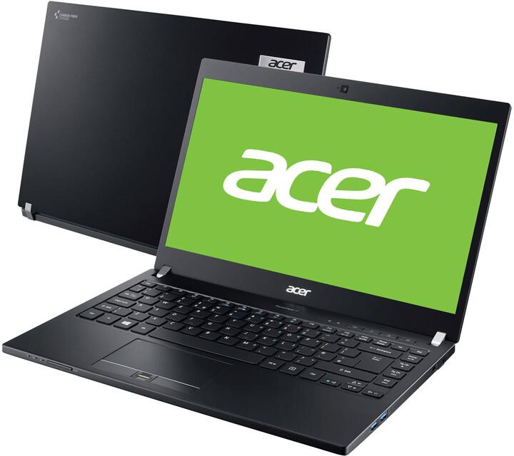 Acer TravelMate P6 (TMP648-MG-554H), černá