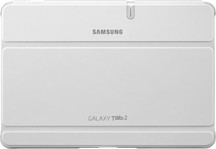 Samsung polohovací pouzdro EFC-1H8SWE pro Galaxy Tab 2, 10.1 (P5100/P5110), bílá