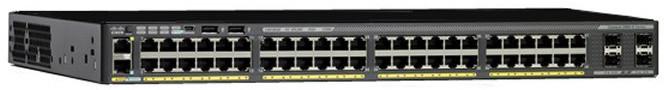 Cisco Catalyst 2960X-48LPD-L