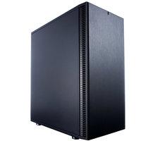 Fractal Design Define C, černá O2 TV Sport Pack na 3 měsíce (max. 1x na objednávku)
