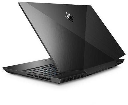 OMEN by HP 15-dh0004nc, černá