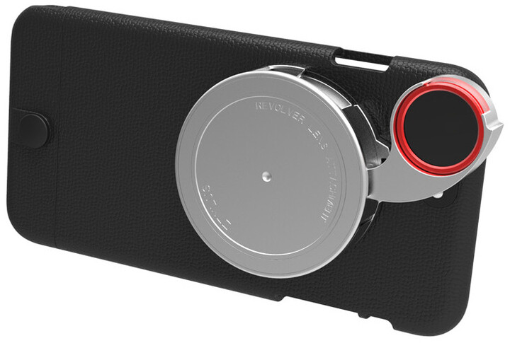 Ztylus Revolver Lite sada objektivů pro iPhone 6/6S plus, černý