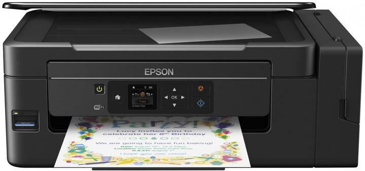 Epson EcoTank ITS L3070, tankový systém