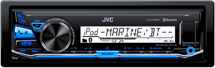 JVC KD X33MBT