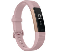 Fitbit Alta HR Pink Rose Gold - Large