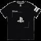 Tričko PlayStation - Black & White (XL)