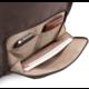 "Solo Hudson Leather Messenger 16"", espresso"