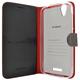 FIXED FIT pouzdro typu kniha pro Acer Liquid Z630, černé
