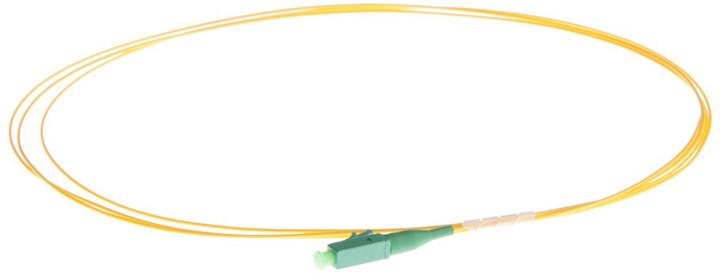 Masterlan optický pigtail, LCapc, Singlemode 9/125, G.657.A2, 1.5m